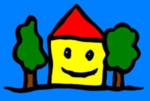 logo B&H kleur